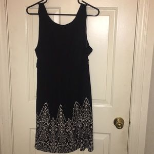 Elle Dresses - Black summer dress